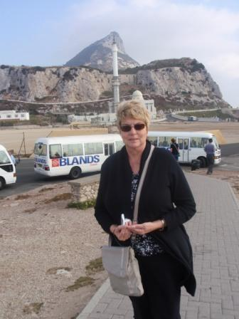Me at Rock of Gibraltar