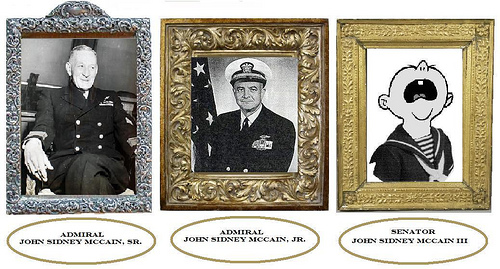 McCain Family Portrait