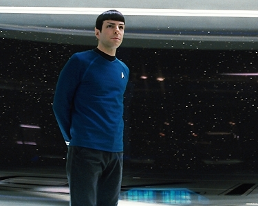Young Spock in ST Zero