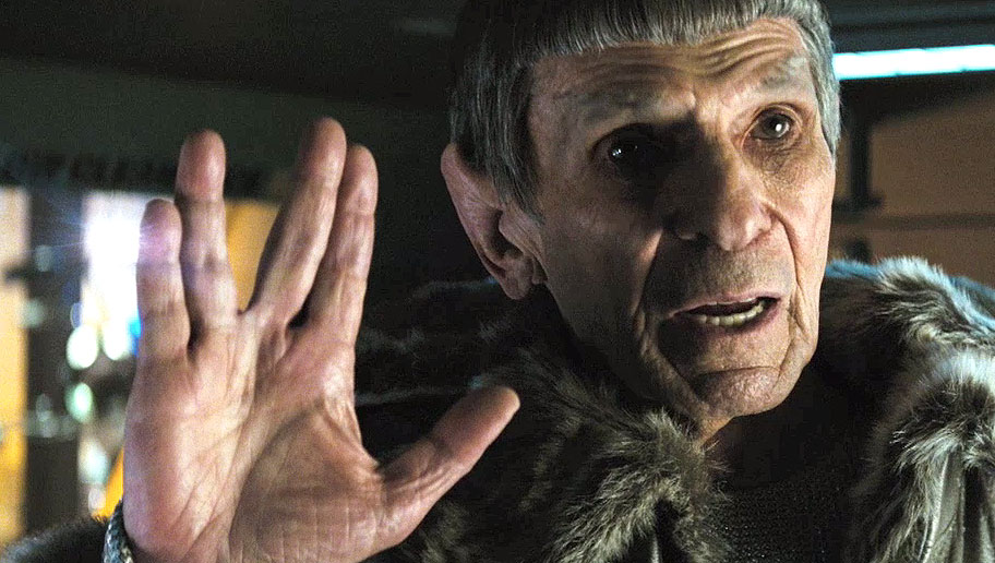 Mr. Spock in Star Trek Zero