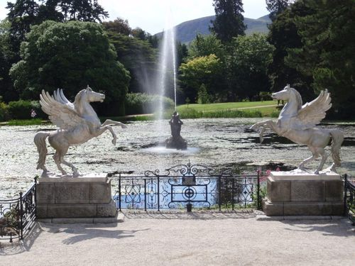 Fountain at Power's Court