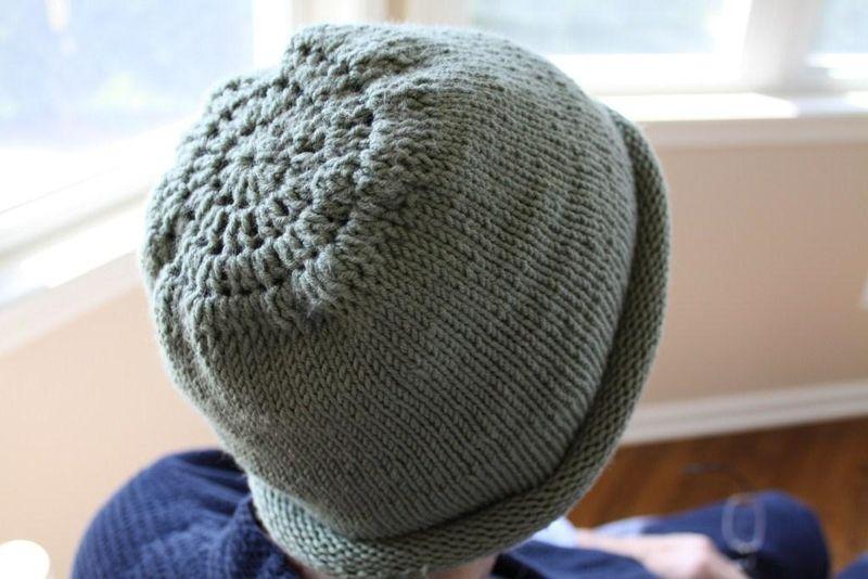 Chemo hat - c