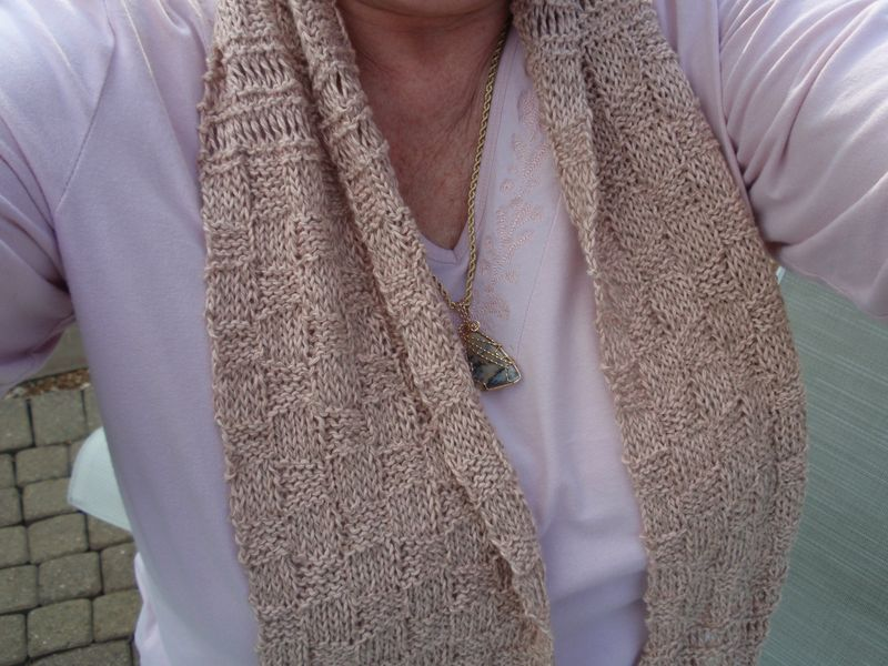 Free Knitting Pattern For Basket Weave Scarf : TintiTypes: Free Kniting Patterns