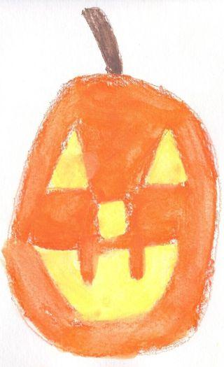 Sincere pumpkin