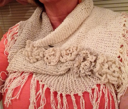 Cowl with leftovers